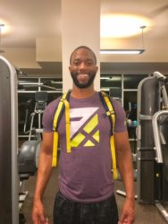 Dallas Personal Trainer Darius H