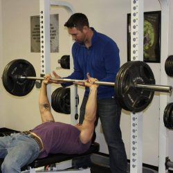Personal Trainer Brockton - Christopher Ryan