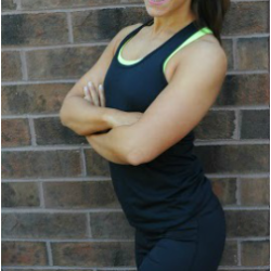 Personal Trainer Chicago - Cristina P