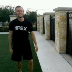 Personal trainer austin Jason D.