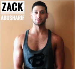 Chicago Personal Trainer Zack A.