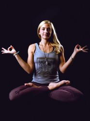 chicago yoga instructor amy m