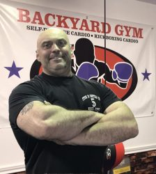 Personal Trainer Round Rock - Nigel Taylor