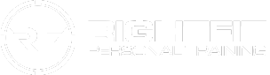 RightFit Personal Training logo-retina-white