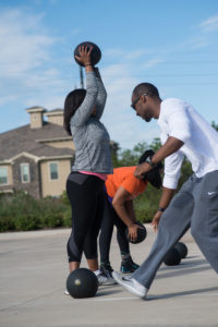 Houston Personal Trainer Maurice W